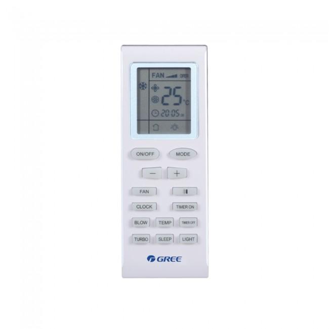 Aer conditionat tip caseta Gree GKH12K3FI-GUHD12NK3FO Inverter 12000 BTU